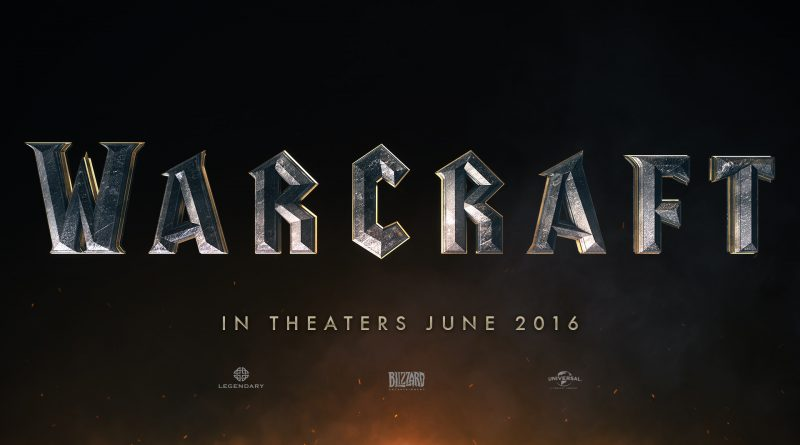 Plakat vom Film Warcraft: The Beginning