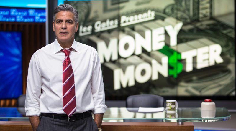 Bild von George Clooney aus dem Film Money Monster