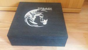 Die Holzschatuelle aus den Wooden Box Set