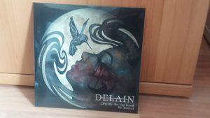 """Die 7"""" Silber Vinyl Single aus den Wooden Box Set"""