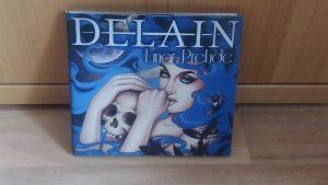Digipack von Delain's Lunar Prelude