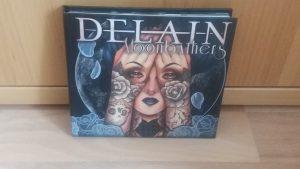 Delains Moonbathers Mediabook