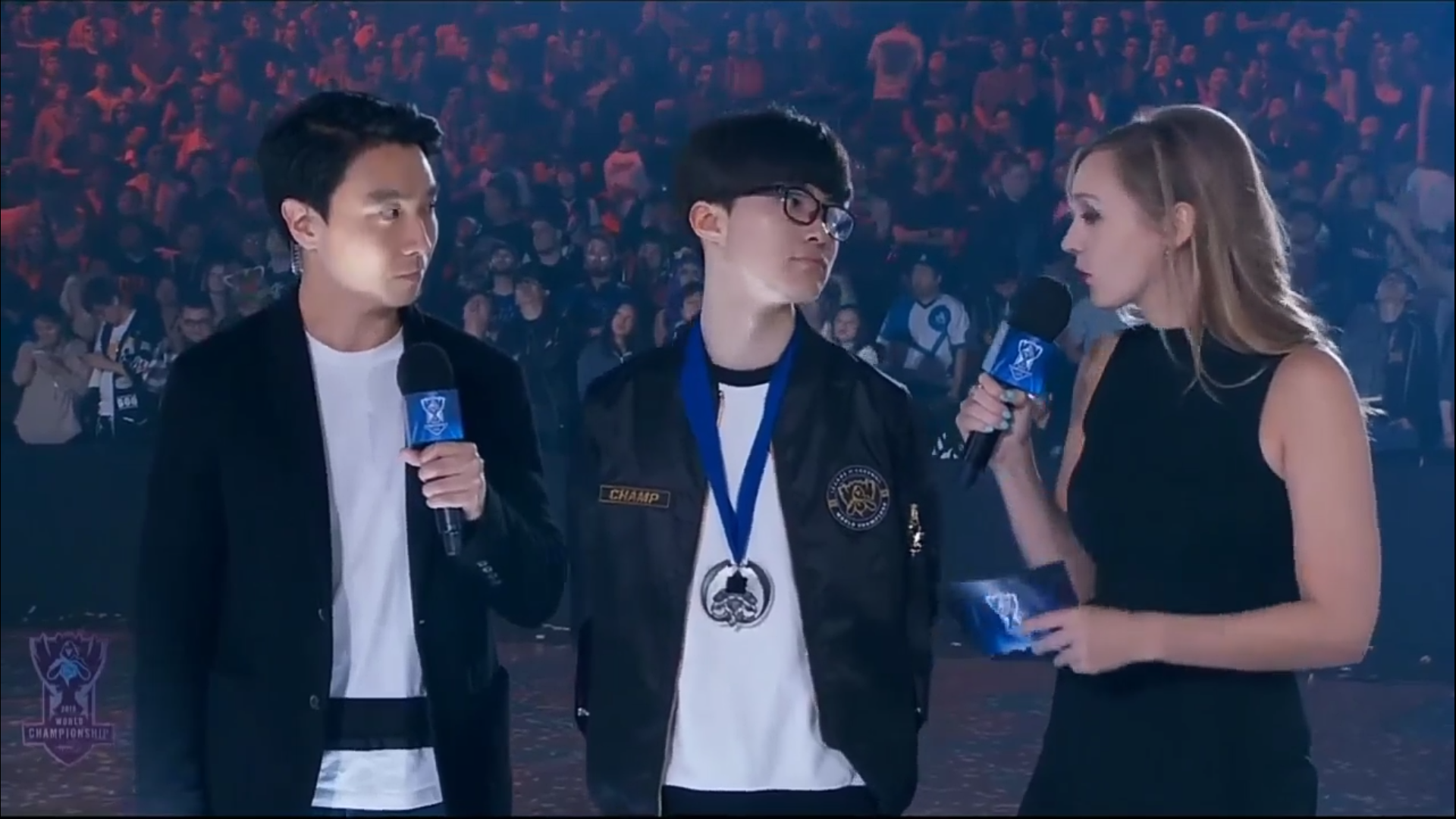 MVP SKT Faker im Interview