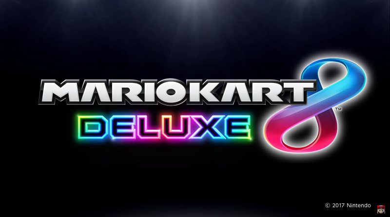 Screenshot von Namen des Spiels Mariokart 8 Deluxe