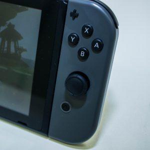 Das rechte Joycon der Nintendo Switch