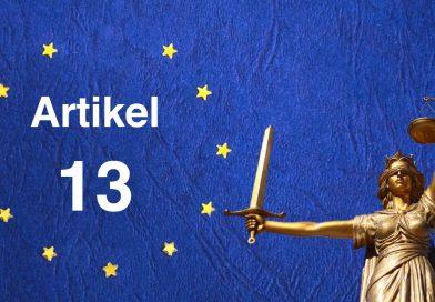 Artikel 11 und Artikel 13