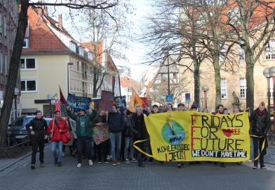 Fridays For Future – Schülerdemonstrationen in ganz Deutschland