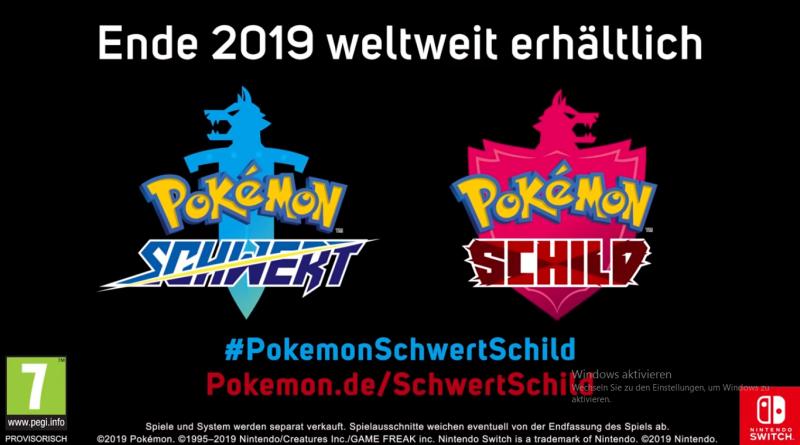 Pokemon Schwert und Schild – Die neue Generation der Taschenmonster