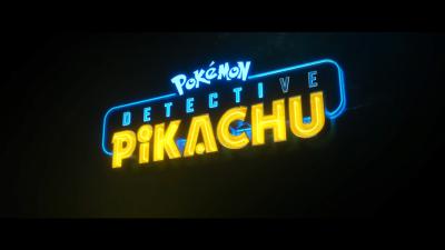 Logo: Detektiv Pikachu