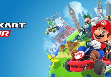 Mario Kart Tour – Der Funracer-Klassiker für's Smartphone